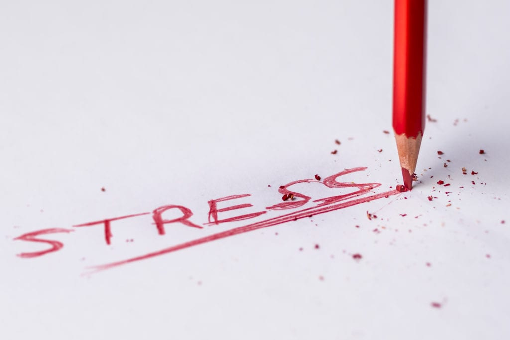 Is deciding who gets to keep the house in the divorce causing you stress? Remember to stay calm. - Laura Monty Law